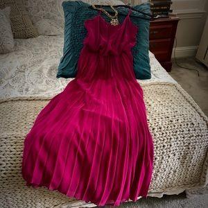 Bisou Bisou maxi dress